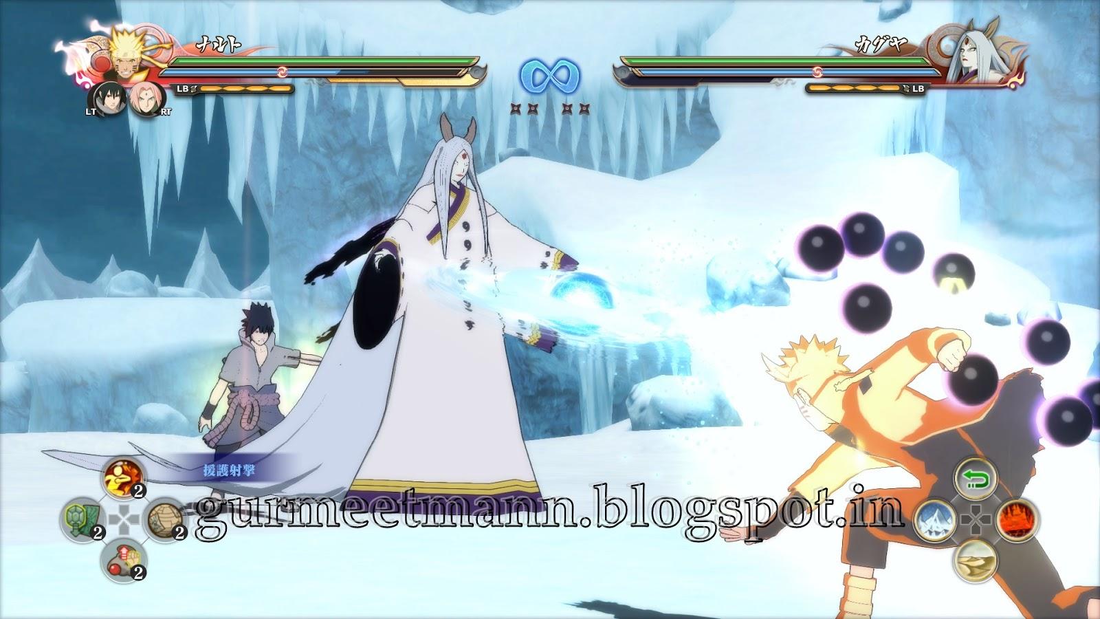 Naruto Shippuden: Ultimate Ninja Storm 4 - Free Full