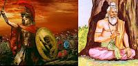 Alexandru cel Mare şi înţeleptul indian