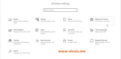 Cara Setting dan Menghidupkan Mobile Hotspot di Windows 10 PC