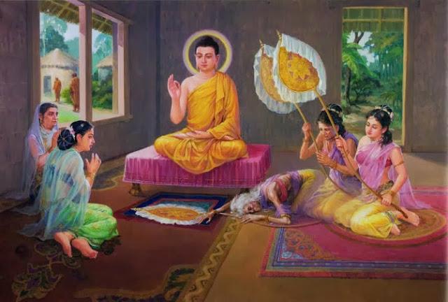 Đạo Phật Nguyên Thủy - Kinh Tăng Chi Bộ - Đặt lòng tin vào tối thượng