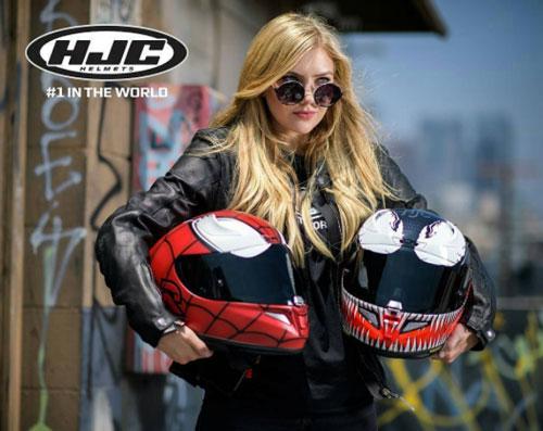 Merk Helm Terbaik yang jadi Favorite Pembalap Motor
