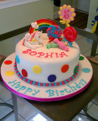 Cakes Of Mine Homemade And Desserts Rainbow Unicorn Jpg 325x400 Birthday Cake Ideas