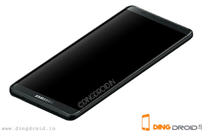 Samsung  s8 leaked images