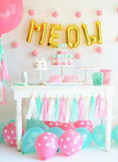 kitten party ideas