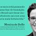 Economista Mônica de Bolle diz que Brasil pode levar uma decada para se recompor da crise