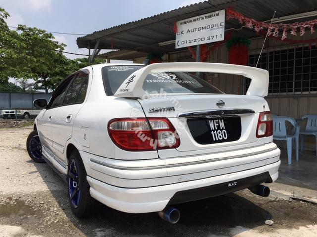 Motoring-Malaysia: Spotted for Sale: 2002 Nissan Sentra ...