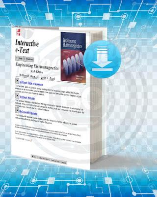Free Book Engineering Electromagnetics pdf.