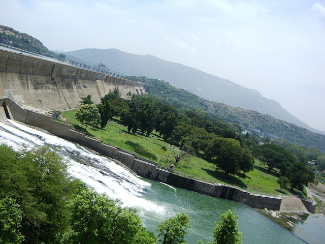mettur hydro power plant