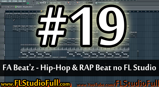 19 - Base de Rap | Beat de Hip-Hop [FA Beat'z]