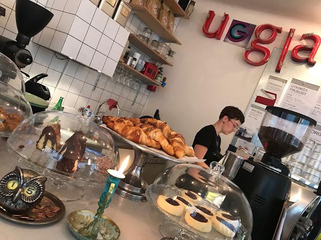 uggla kaffebar, Malmö