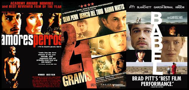 Gonzalez Inarritu'nun Ölüm Üçlemesi