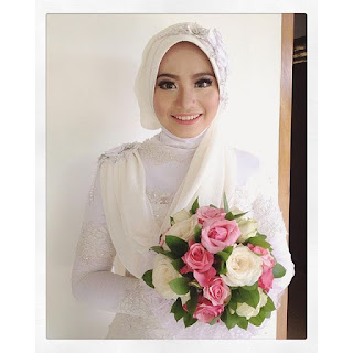 Model Baju Pengantin Muslim Terbaru