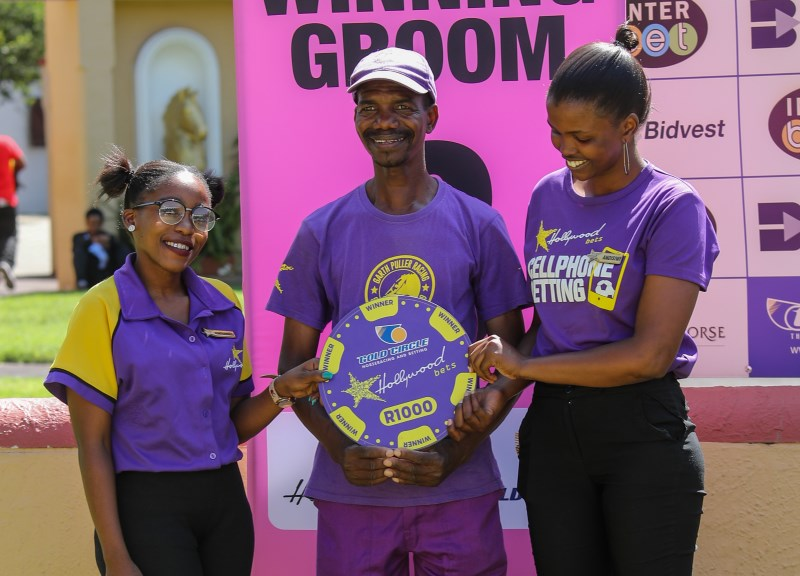 Grooms' Initiative Winners at Hollywoodbets Scottsville