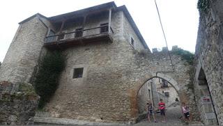 San Vicente de la Barquera, Cantabria.