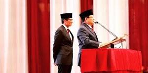 Hasil Exit Poll IDM di Pilpres 2019, Prabowo-Sandi 54,4 Persen, Jokowi-Amin 43,8 Persen
