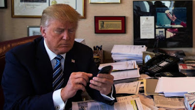 Should President Trump Share His Cell Phone Number With Other World Leaders?