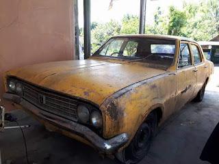 Holden Premier HG Tahun 1970