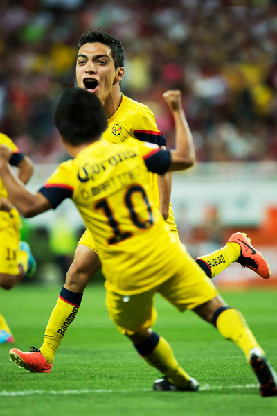 Raul Jimenez, America / Benfica | Ximinia