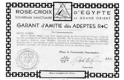 II. Certificado simbólico