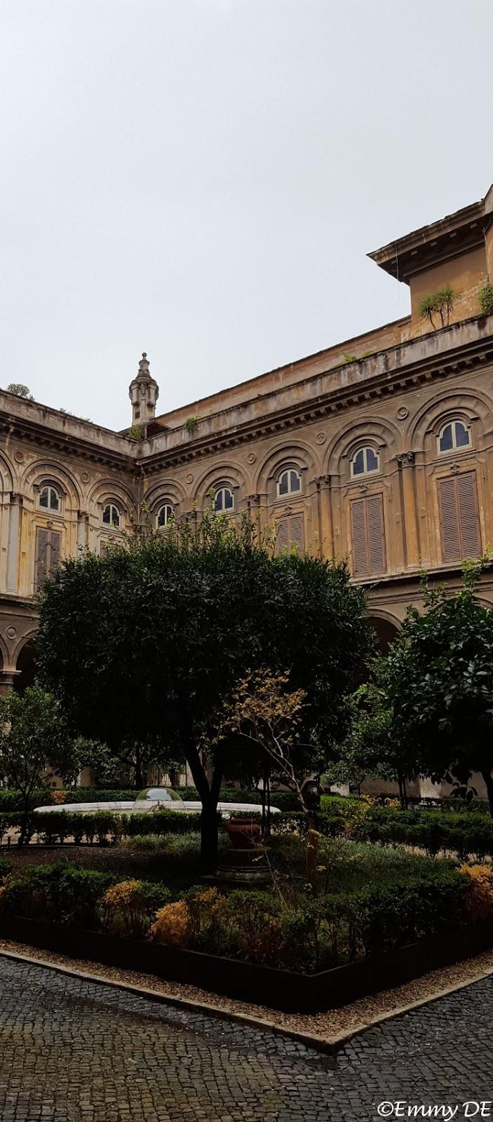 Church Santa Maria in Via Lata in Rome ~ Italy by ©Emmy DE