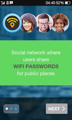 Temukan Lokasi Wi-Fi Gratis