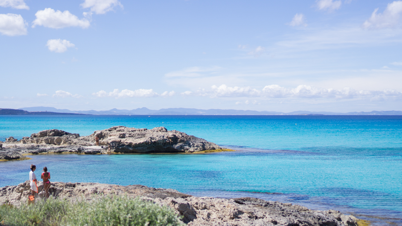 Backstage | Travel Guides Series: Formentera
