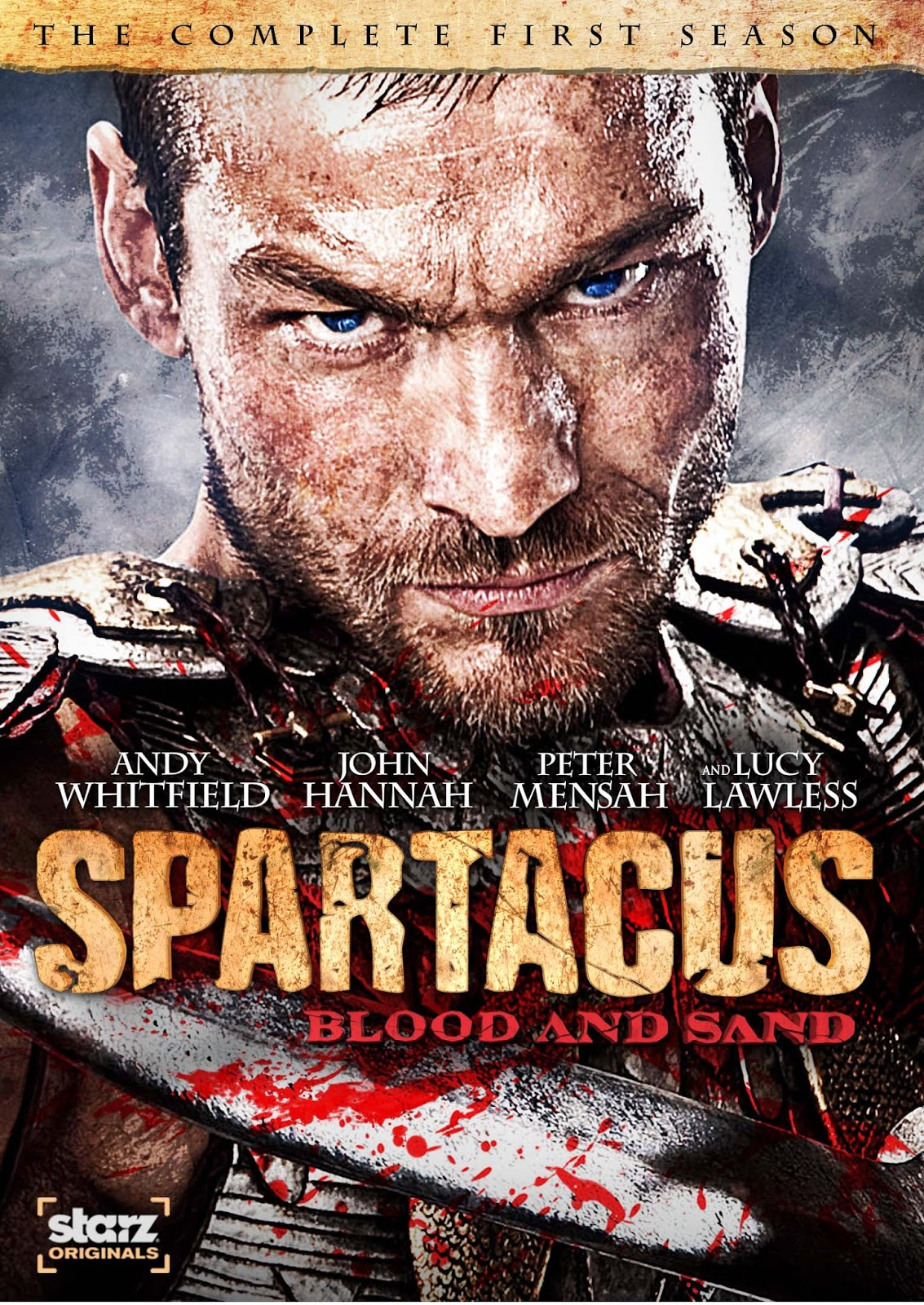 Spartacus: Blood and Sand, First Season - Full (13/13)
