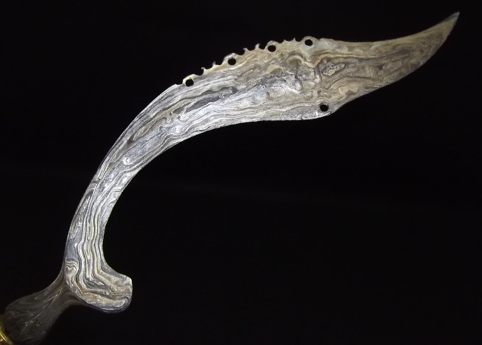 Kujang, Senjata Tradisional Dari Jawa Barat