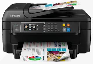 Télécharger Epson WF-2660DWF Pilote Imprimante Pour Windows et Mac