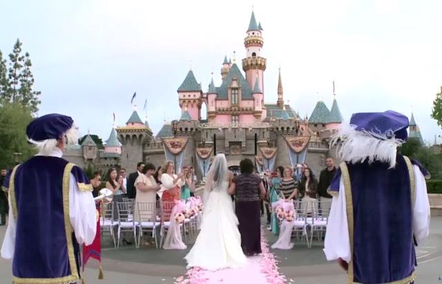 Una boda en Walt Disney Word - Foto: www.imgenes-es.com
