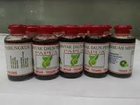 Jual Minyak Daun Bungkus Papua