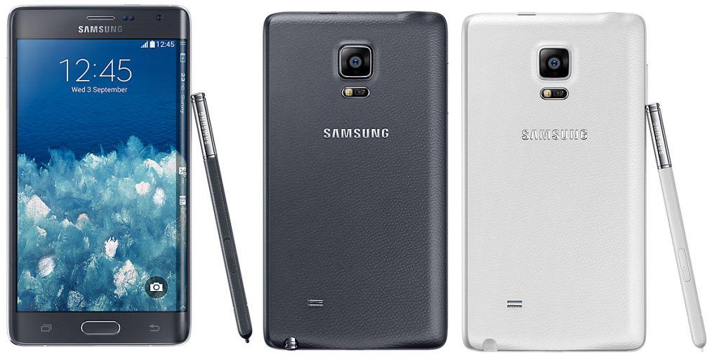 Harga Samsung Galaxy Note edge (2014) SM-N915F Terbaru + Spesifikasi dan Fitur
