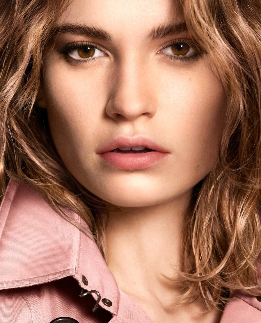 SNEAK PEEK: Lily James...