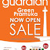 Promo GUARDIAN Grand Opening Green Pramuka Square