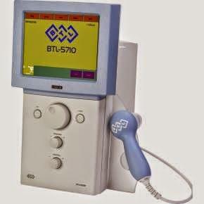 alat fisioterapi ultrasound, BTL-5710 sono