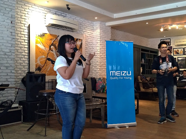 Digital Marketing Manager Meizu Indonesia