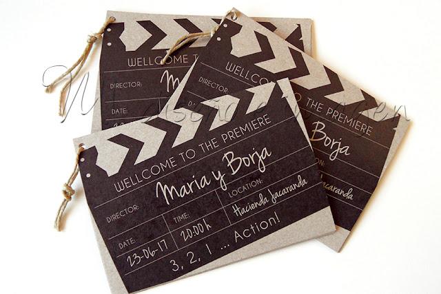 Una boda de cine