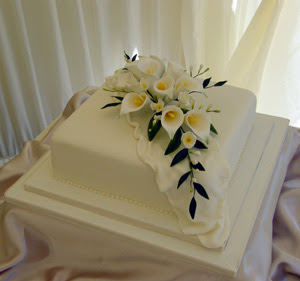 simple 1 tier square wedding cakes simple one tier wedding cake designs wedding cake designs 19904