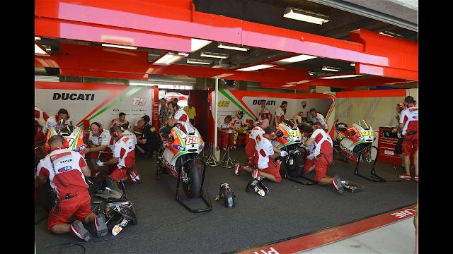 berita motogp Karakter motor Ducati membuat pembalapnya cepat capek