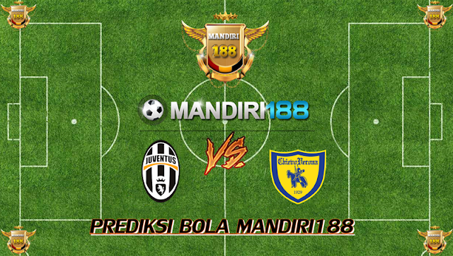 AGEN BOLA - Prediksi Juventus vs Chievo 9 September 2017