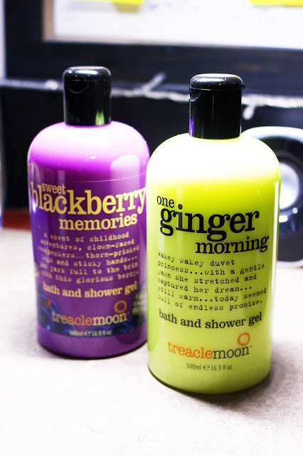 treaclemoon app, treaclemoon blackcurrant, treaclemoon shower gel review