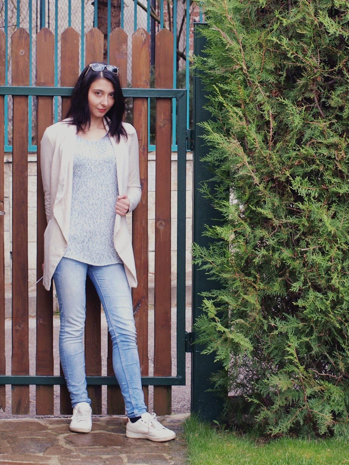 Spring comfy outfit idea