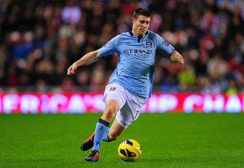Milner quyết tâm đến Liverpool để chắc chắn vị trí đá chính
