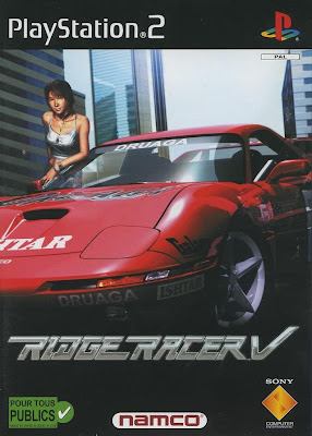 Ridge Racer V (PS2) 2000