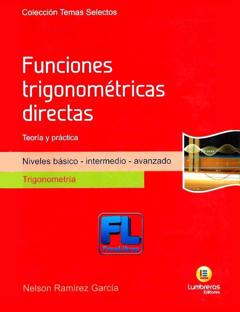 Funciones trigonométricas directas: Teoría y práctica