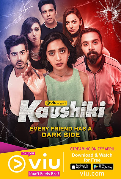 Kaushiki Season 1 2018 Hindi Viu Original Complete Web Series 950MB WEBRip Download