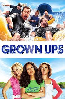 Grown Ups (2010) ขาใหญ่ วัยกลับ