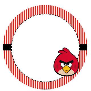Cupcakes Gratis Y Toppers Imprimir Angry BirdsWrappers Para 7gyYfbvI6m