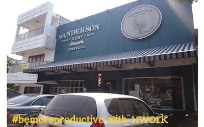 Sanderson Coffee di Bintaro - Blog Mas Hendra
