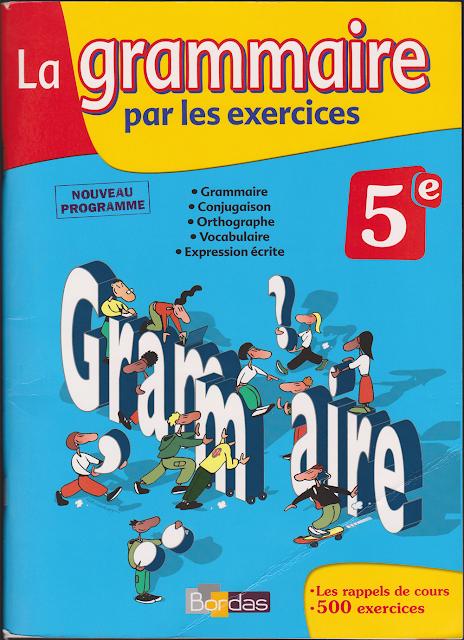 تحميل كتاب تعلم قواعد اللغة الفرنسية بالتمارين فقط و الذي يبدأ معك من الصفر